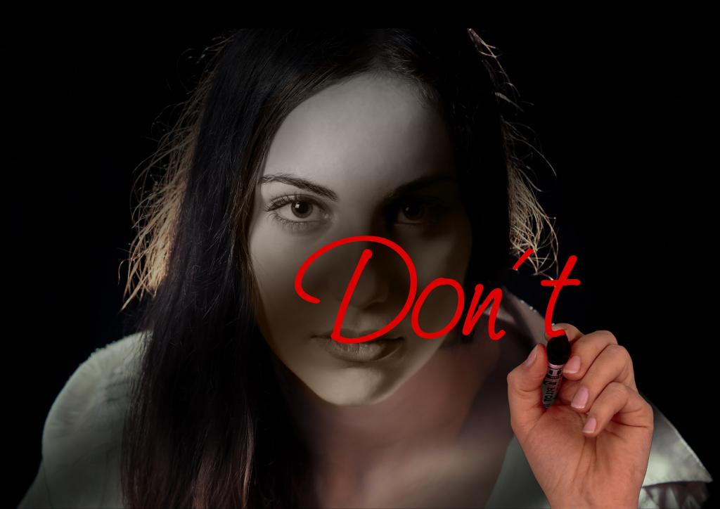 Saber decir NO siendo asertivo en 4 pasos
