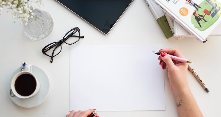 20 sugerencias para ser más creativo: Be creative!