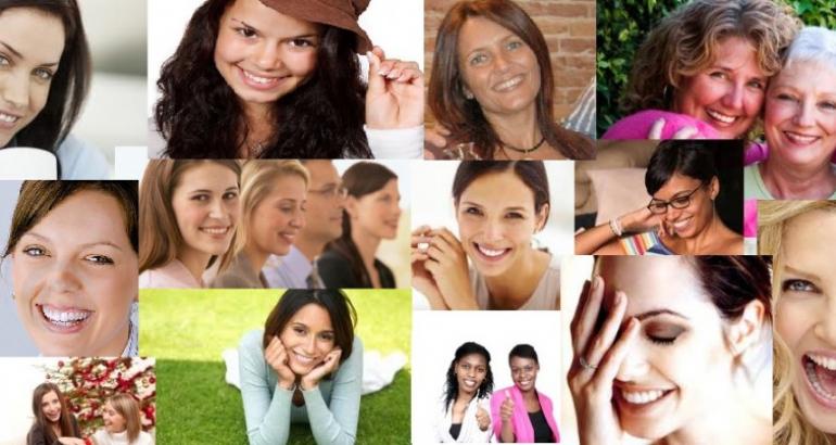 ¡10 cualidades de las mujeres felices!