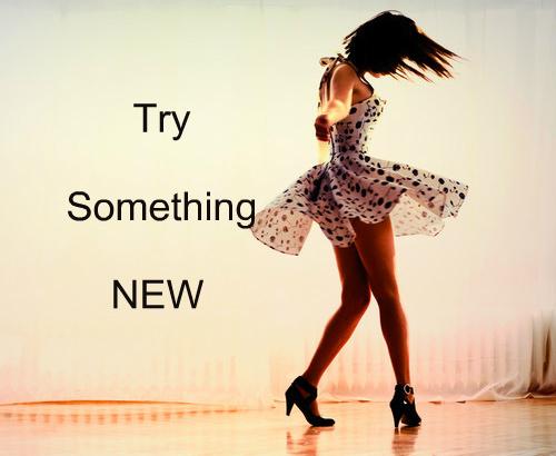 ¡8 razones para hacer cosas nuevas!