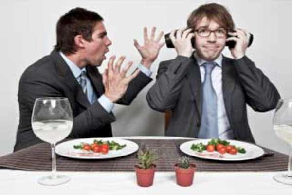 Cómo enfrentar una conversación difícil